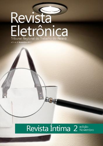 4fe5f44e78 Revista Íntima edição
